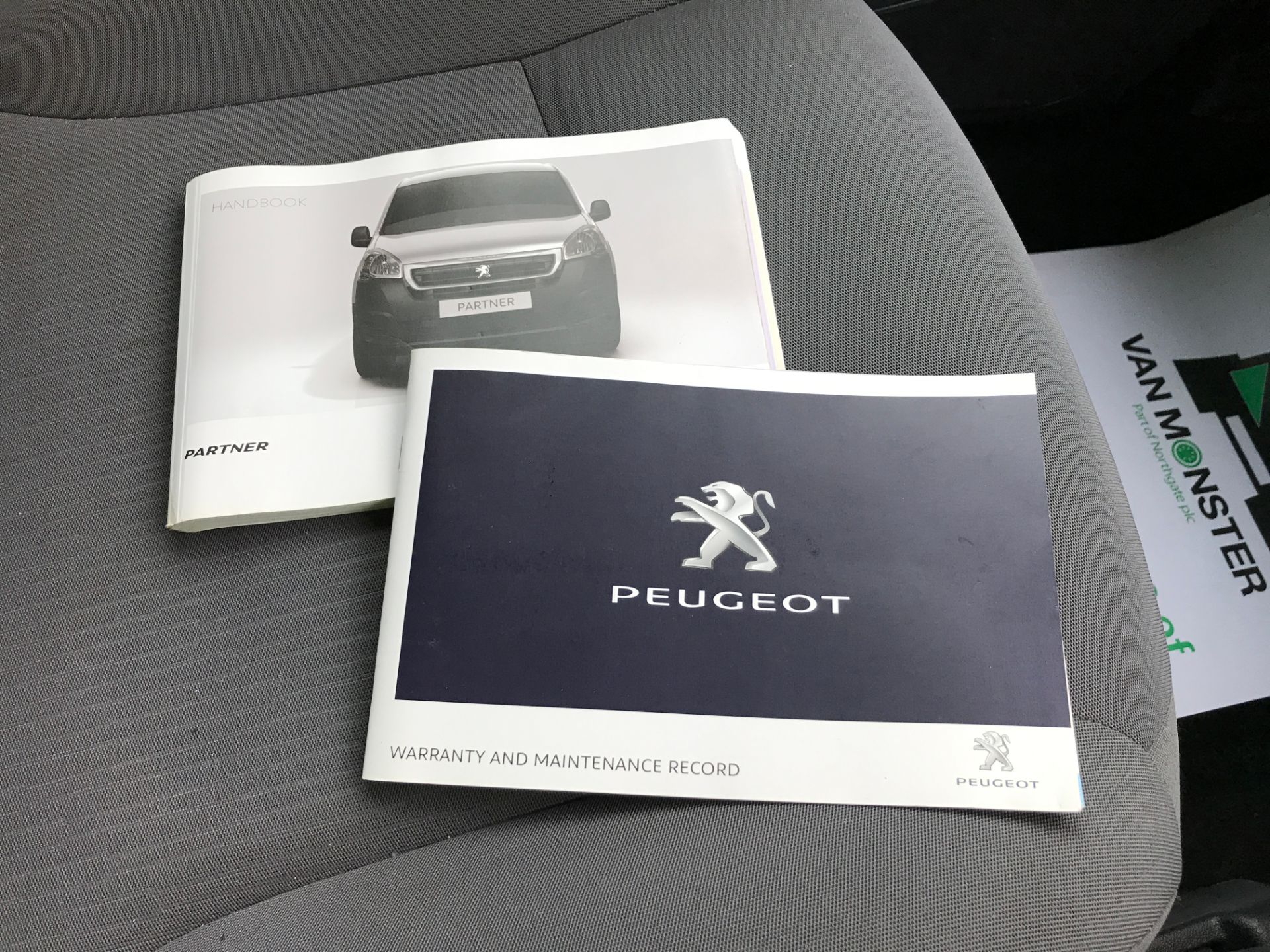 2016 Peugeot Partner 716 L2 S 1.6HDI 92PS CREW VAN EURO 5 (NV65RKN) Image 26
