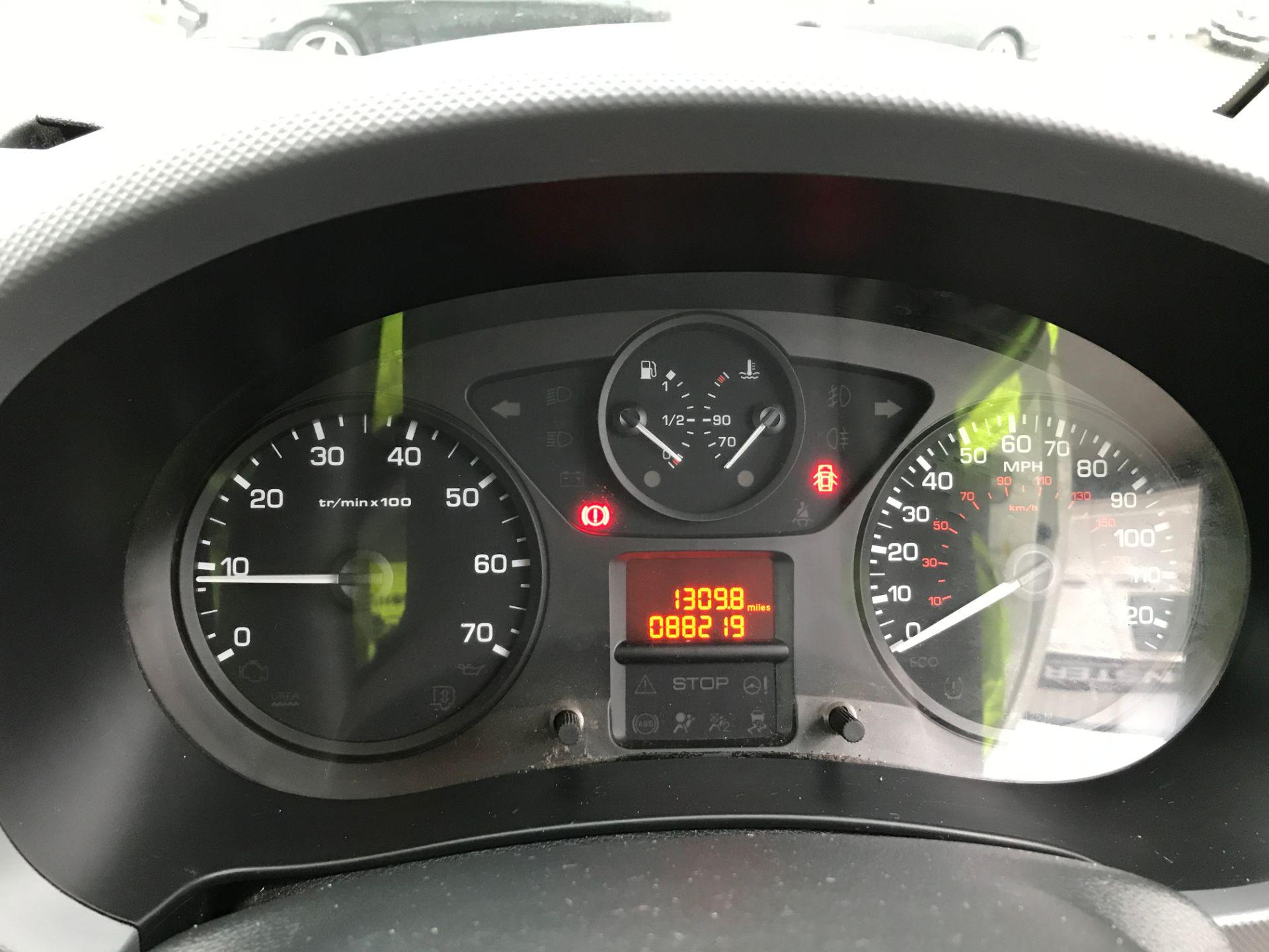2016 Peugeot Partner 716 L2 S 1.6HDI 92PS CREW VAN EURO 5 (NV65RKN) Image 6