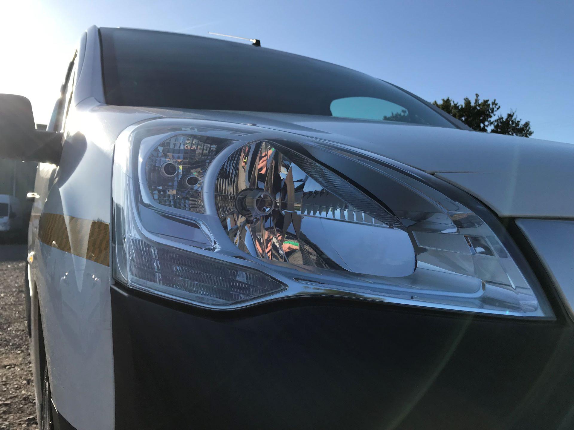 2016 Peugeot Partner L2 750 S 1.6 92PS EURO 5 (NV65RMX) Image 17
