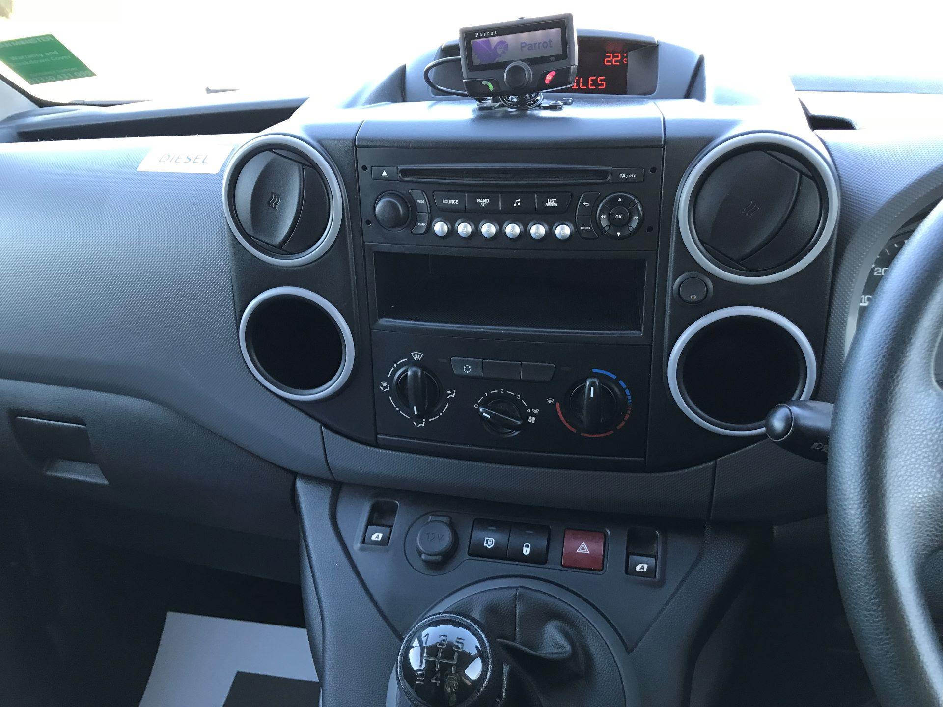 2016 Peugeot Partner L2 750 S 1.6 92PS EURO 5 (NV65RMX) Image 26
