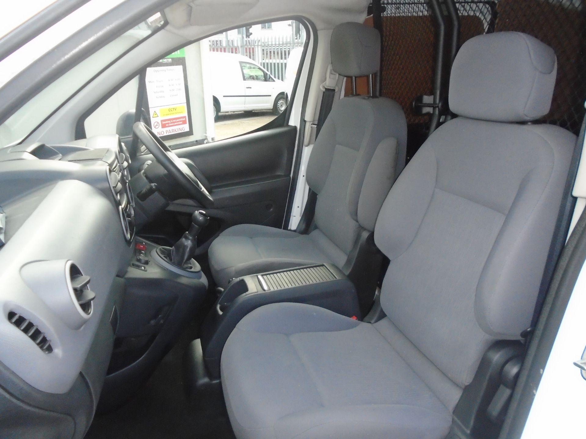 2016 Peugeot Partner 750 S 1.6 Hdi 92 Van L2  (NV65RMY) Image 15
