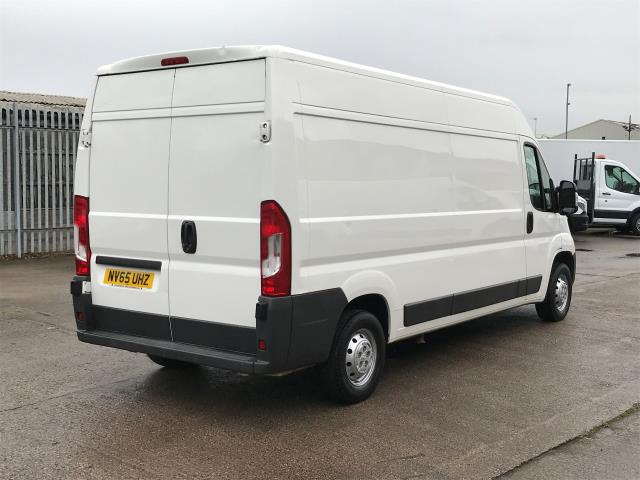 2015 Peugeot Boxer 335 L3 H2 2.2HDI 130PS EURO 5 *VALUE RANGE VEHICLE - CONDITION REFLECTED IN PRICE* (NV65UHZ) Image 3