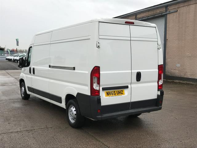2015 Peugeot Boxer 335 L3 H2 2.2HDI 130PS EURO 5 *VALUE RANGE VEHICLE - CONDITION REFLECTED IN PRICE* (NV65UHZ) Image 5