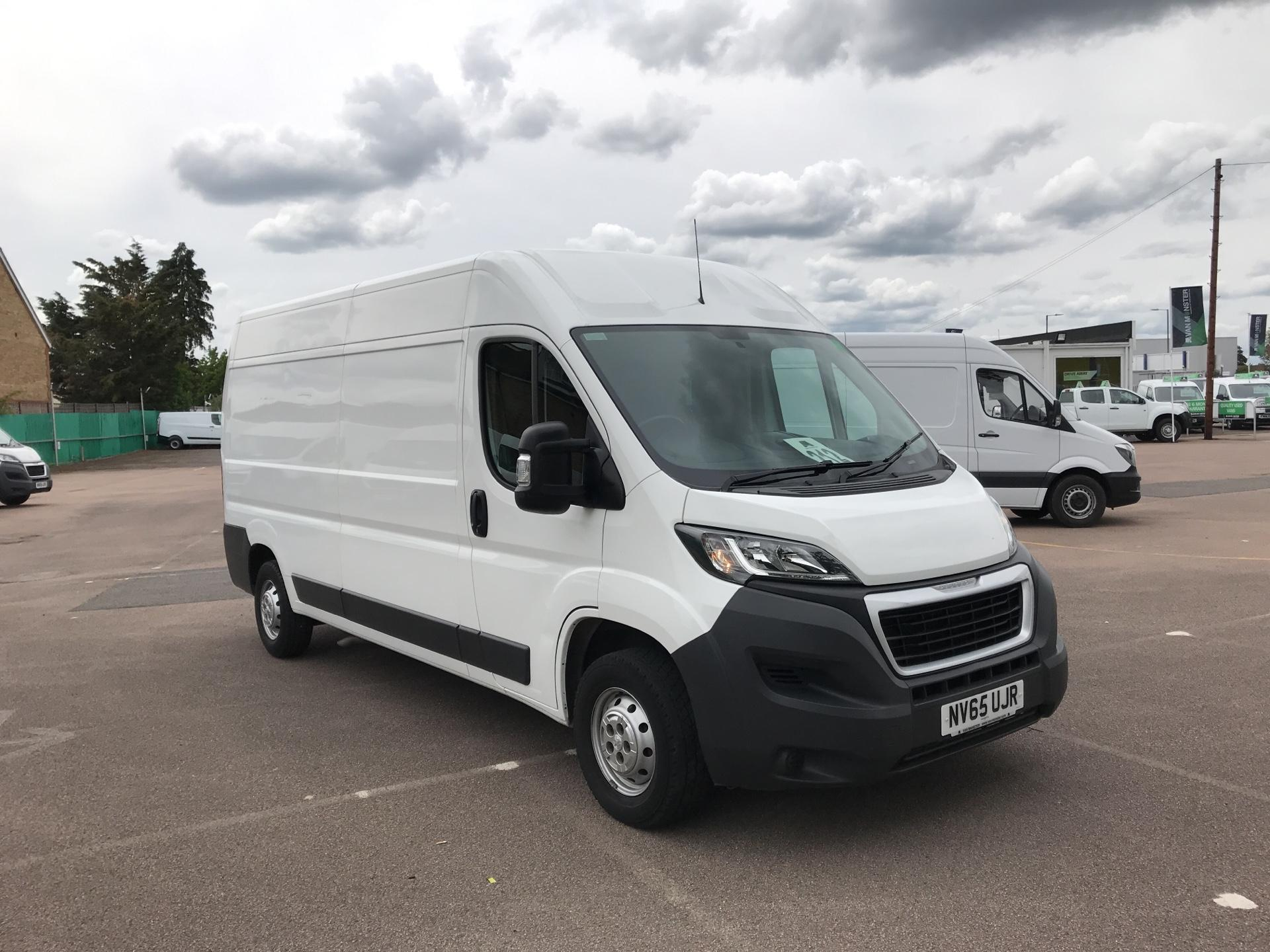2016 Peugeot Boxer  L3 H2 2.2 130PS VAN EURO 5 *VALUE RANGE VEHICLE CONDITION REFLECTED IN PRICE* (NV65UJR)