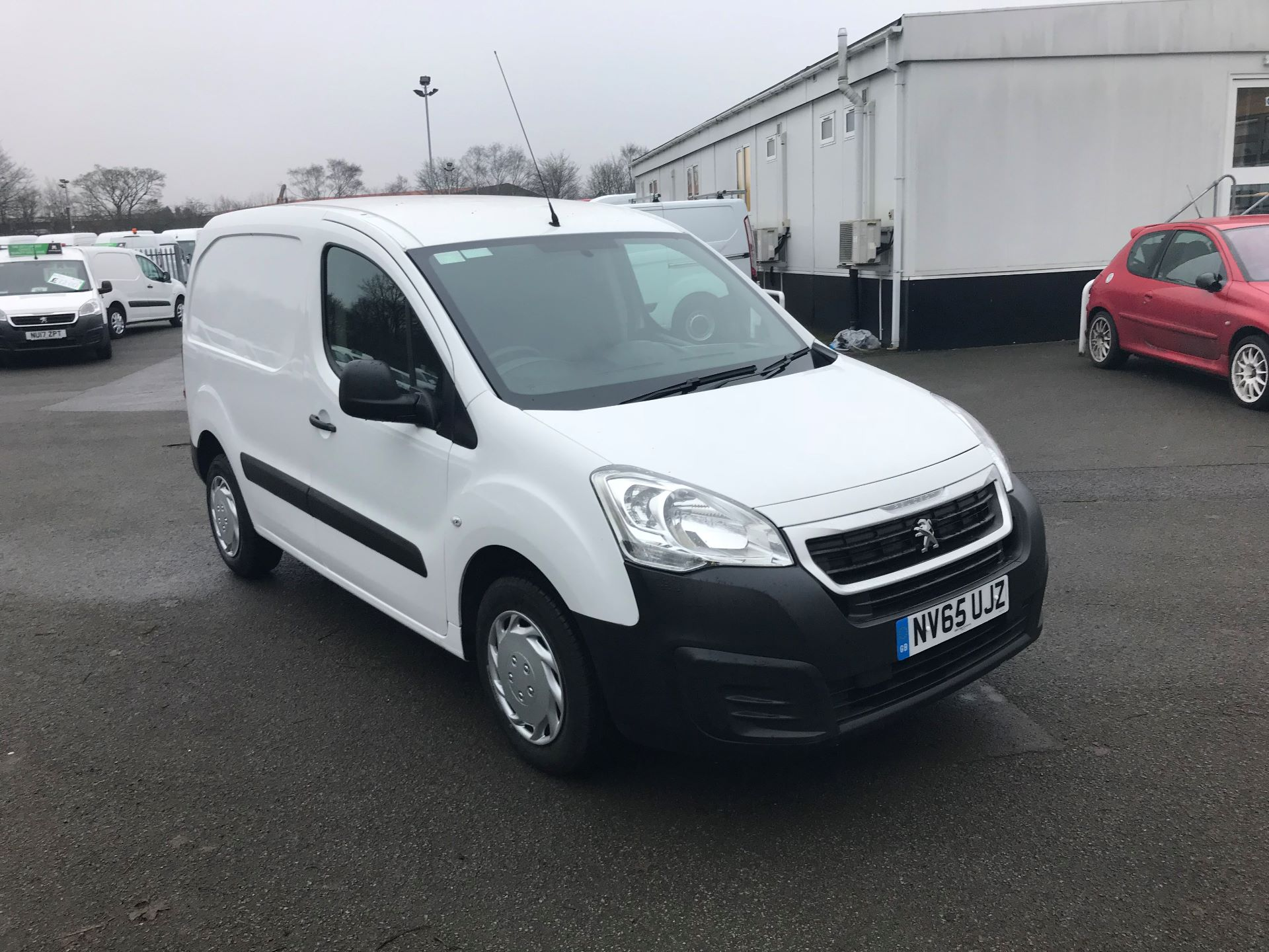 2016 Peugeot Partner L1 850 S 1.6 92PS (SLD) EURO 5 (NV65UJZ)