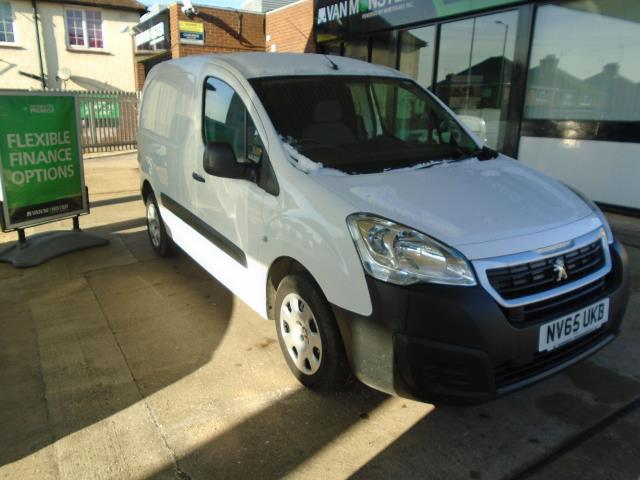 2016 Peugeot Partner L1 850 S 1.6 92PS (SLD) EURO 5 (NV65UKB)
