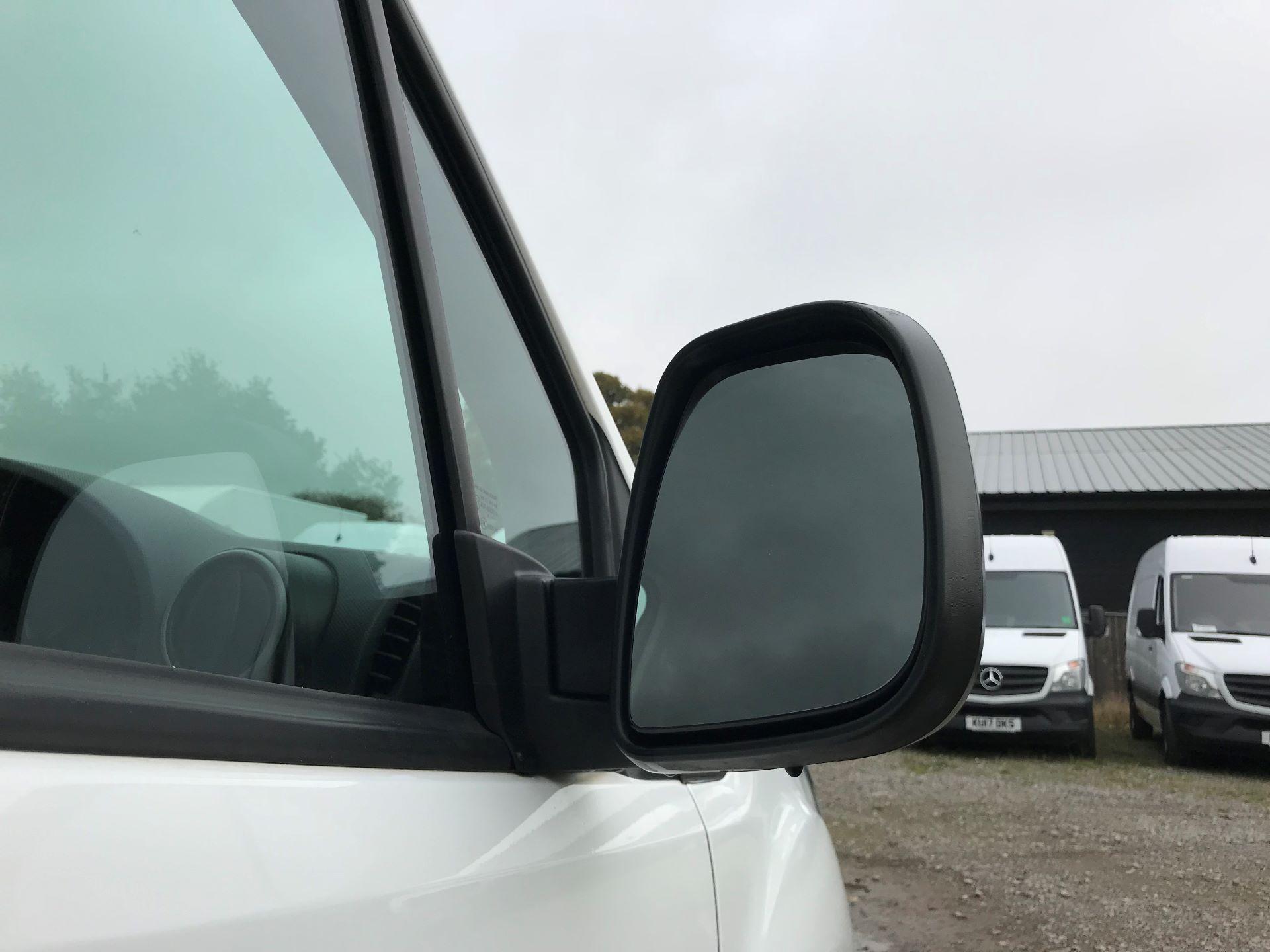 2016 Peugeot Partner L2 715 S 1.6 92PS CREW VAN EURO 5 (NV65WYK) Image 13