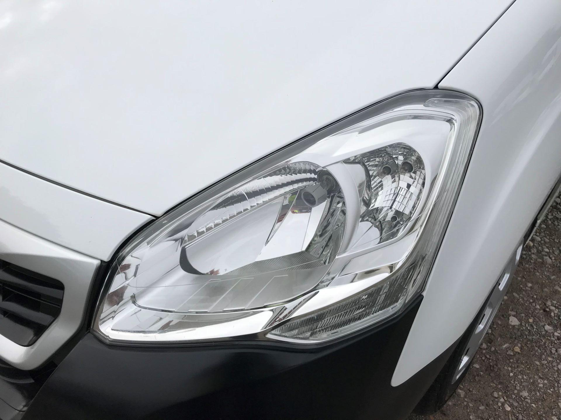 2016 Peugeot Partner L2 715 S 1.6 92PS CREW VAN EURO 5 (NV65WYK) Image 18