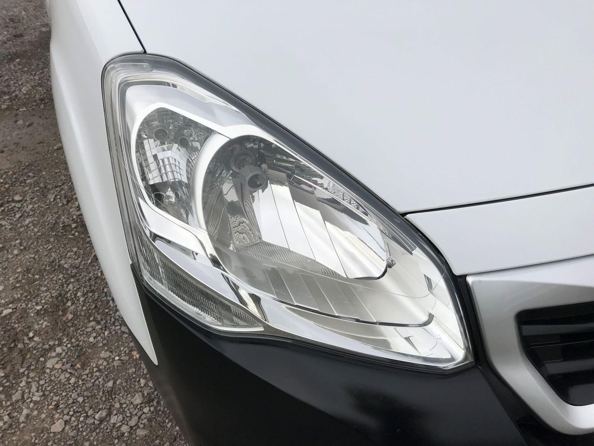2016 Peugeot Partner L2 715 S 1.6 92PS CREW VAN EURO 5 (NV65WYK) Image 17