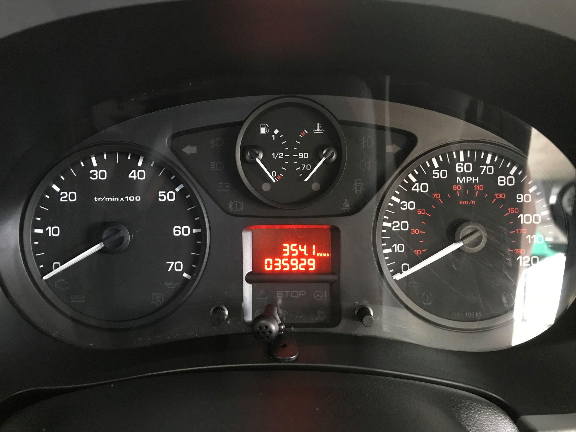2016 Peugeot Partner L2 715 S 1.6 92PS CREW VAN EURO 5 (NV65YAD) Image 3