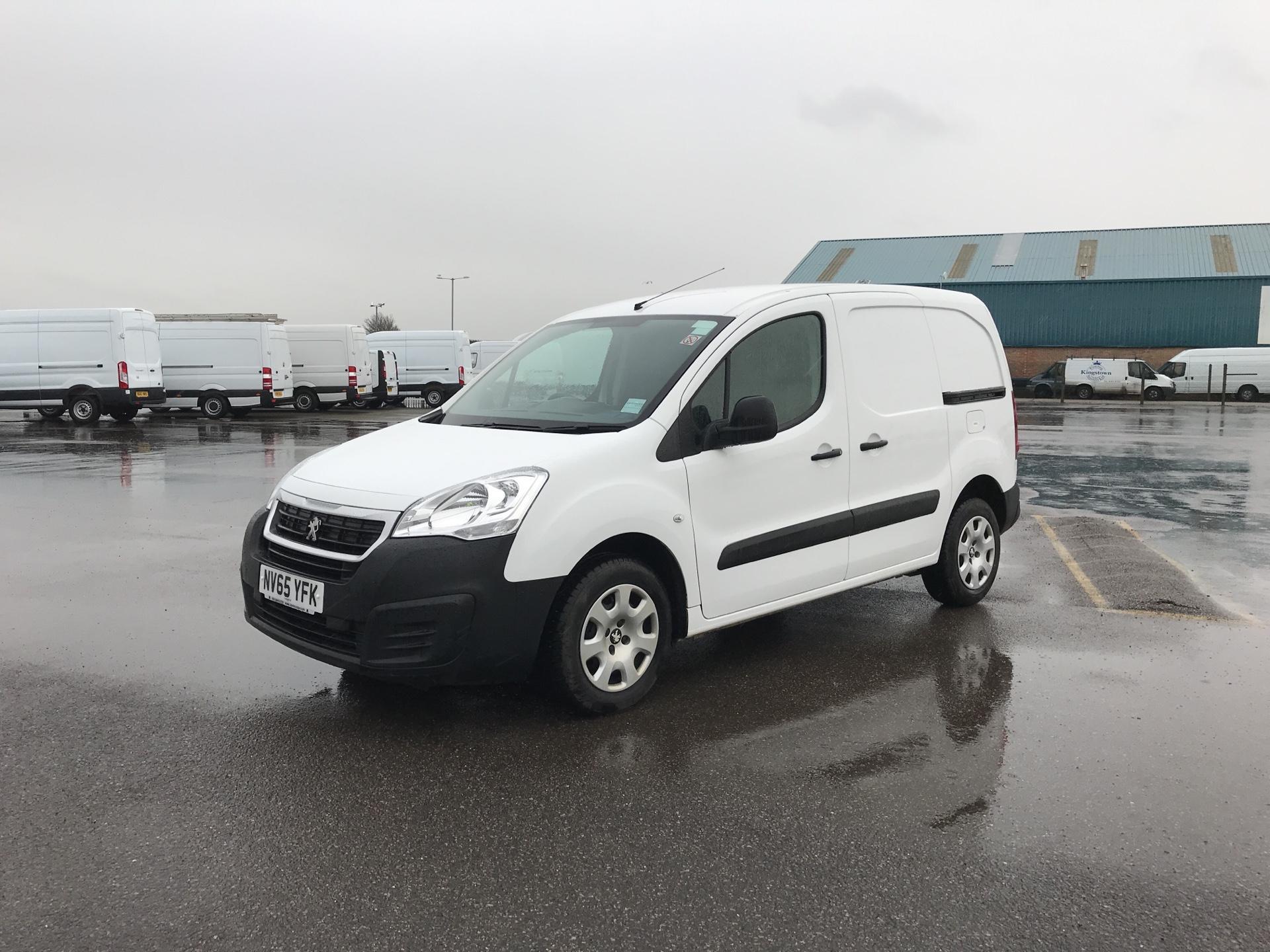 2016 Peugeot Partner L1 850 1.6 92PS EURO 5 (NV65YFK) Image 7