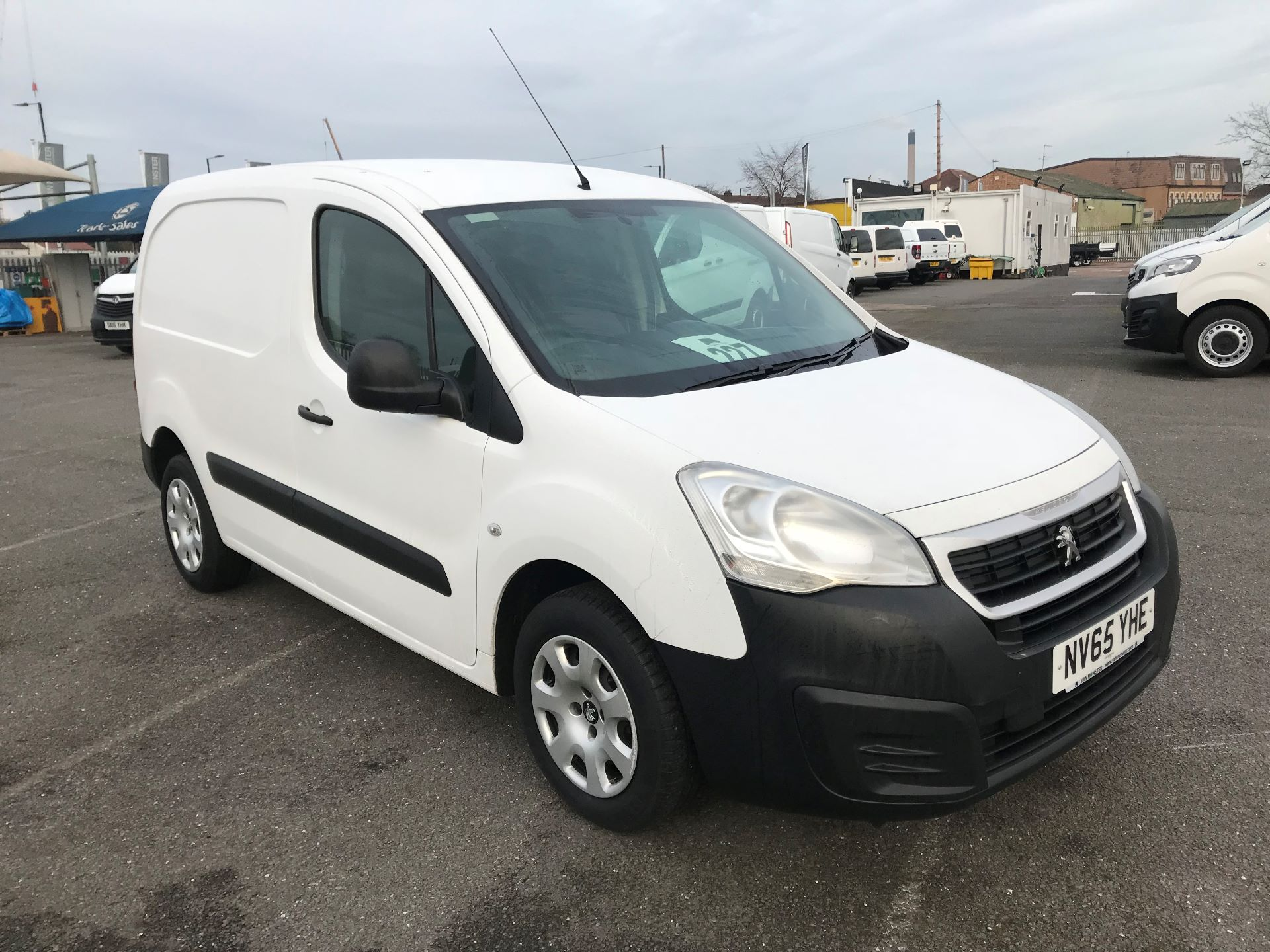 2016 Peugeot Partner  L1 850 1.6 92PS (SLD) EURO 5  (NV65YHE)