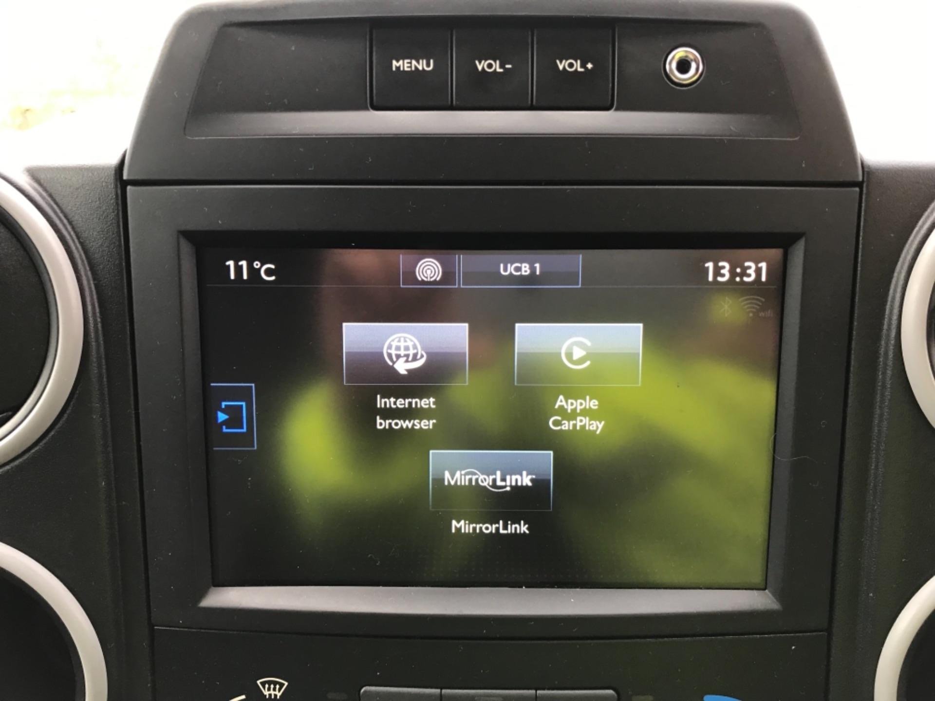 2016 Peugeot Partner 850 1.6 Bluehdi 100 Professional Van Euro 6 (NV66AAX) Image 9