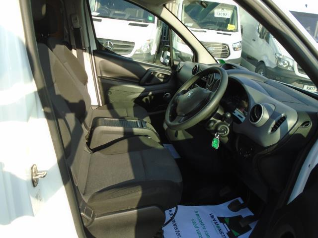 2016 Peugeot Partner 850 S 1.6 Bluehdi 100 Van [Sld] (NV66EJA) Image 17