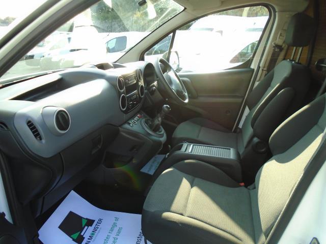 2016 Peugeot Partner 850 S 1.6 Bluehdi 100 Van [Sld] (NV66EJA) Image 16