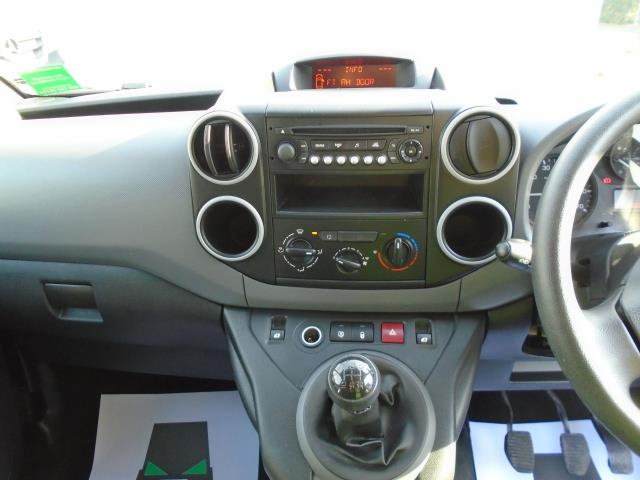 2016 Peugeot Partner 850 S 1.6 Bluehdi 100 Van [Sld] (NV66EJA) Image 18