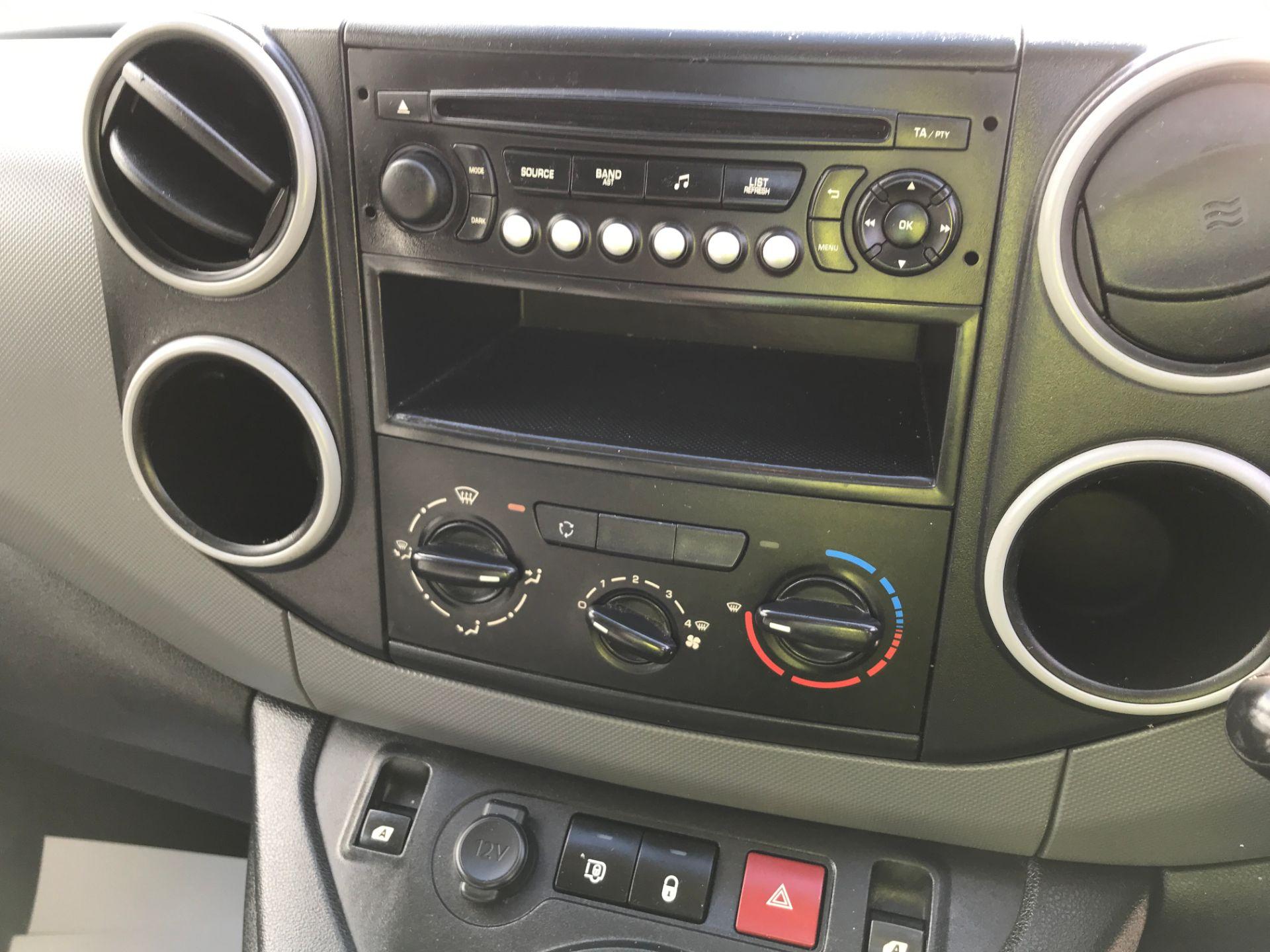 2016 Peugeot Partner L1 850 S 1.6HDI 92PS EURO 5 (NV66EJY) Image 3