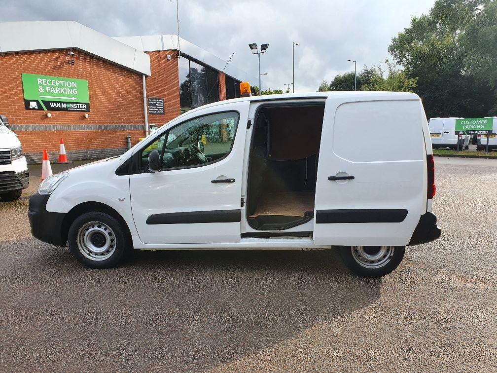 2016 Peugeot Partner 850 S 1.6 Hdi 92 Van [Sld] (NV66EKP) Image 13