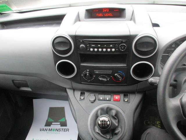 2016 Peugeot Partner 850 S 1.6 Bluehdi 100 Van [Sld] (NV66ELO) Image 13