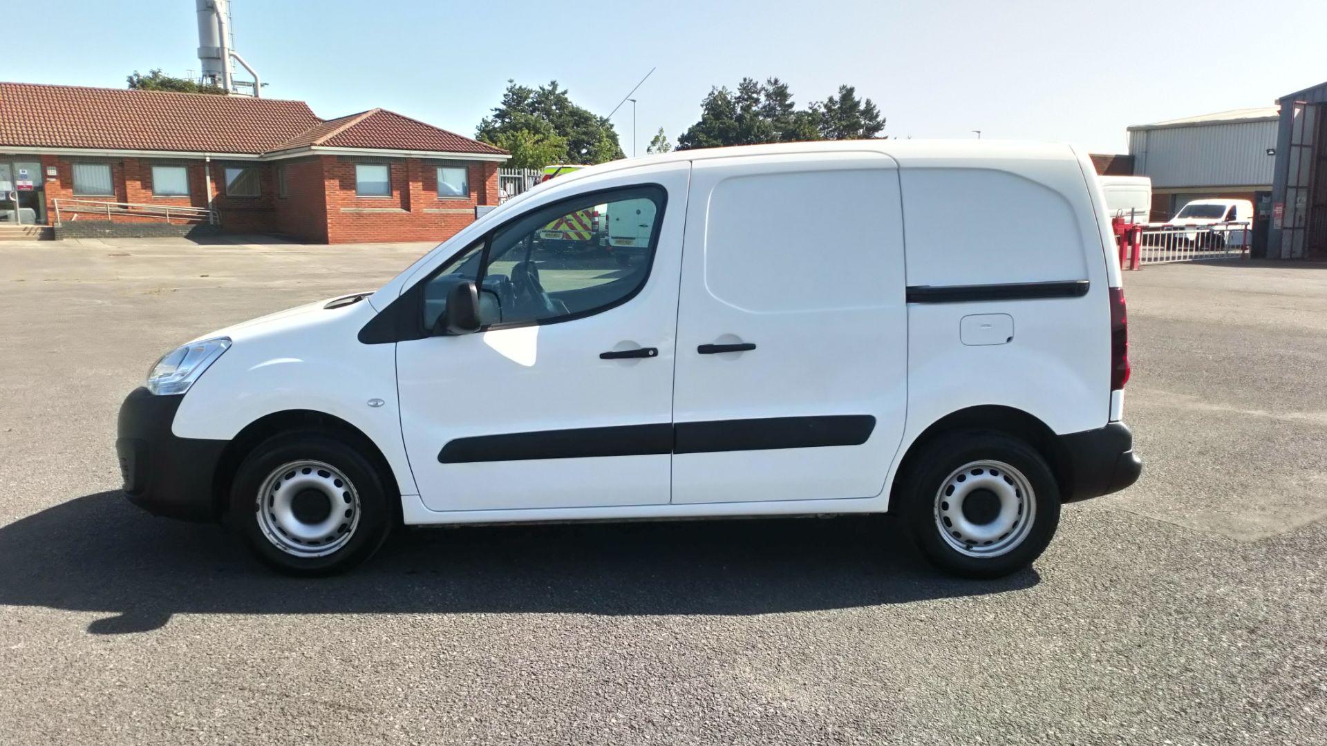 2016 Peugeot Partner 850 S 1.6 Hdi 92 Van [Sld] (NV66ELX) Image 4