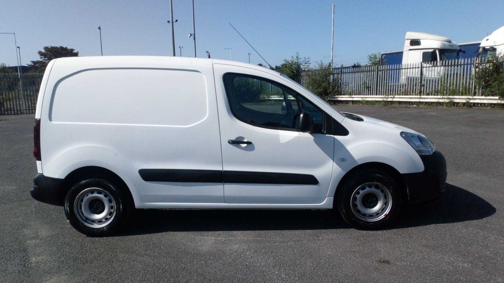 2016 Peugeot Partner 850 S 1.6 Hdi 92 Van [Sld] (NV66ELX) Image 8
