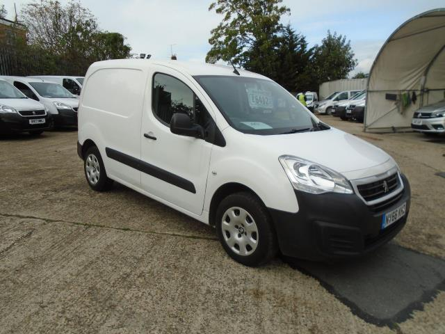 2016 Peugeot Partner 850 1.6 Bluehdi 100 Professional Van [Non Ss] (NV66KHZ)