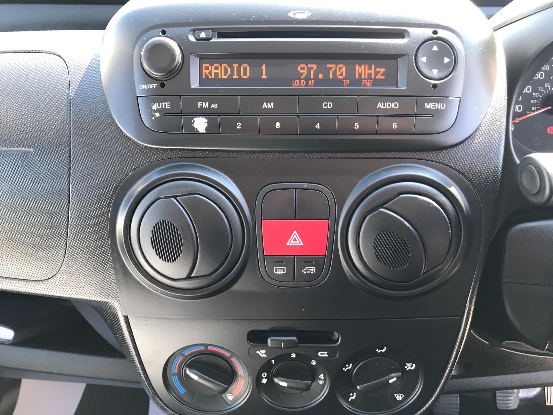 2016 Peugeot Bipper 1.3 HDI 75 S PLUS PACK NON S/S EURO 5 (NV66MJJ) Image 10