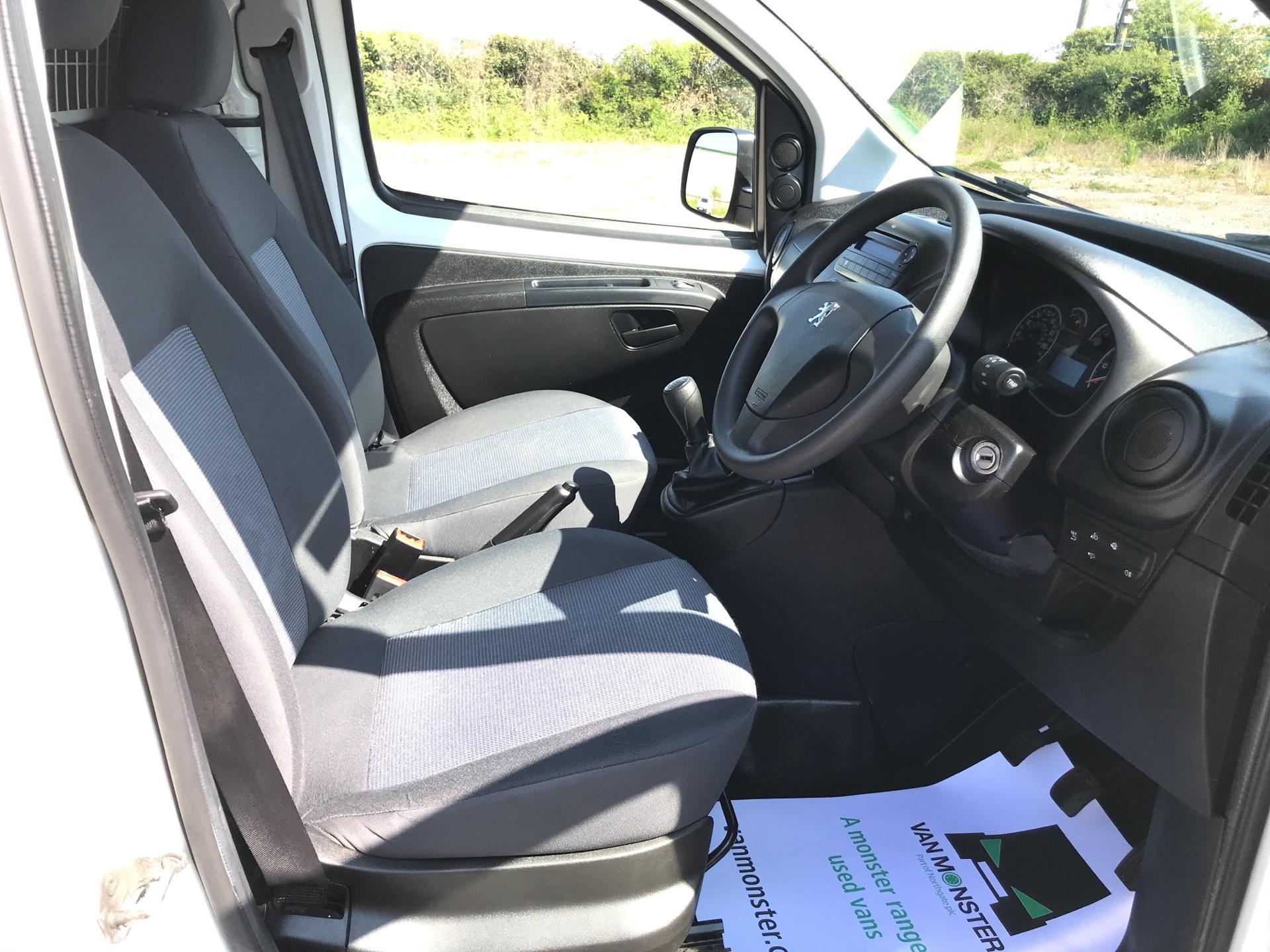 2016 Peugeot Bipper 1.3 HDI 75 S PLUS PACK NON S/S EURO 5 (NV66MJJ) Image 9
