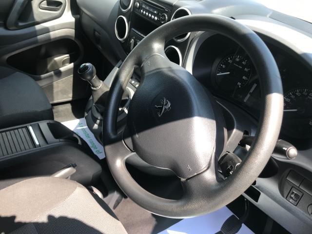 2017 Peugeot Partner L1 850 1.6 BLUEHDI 100  (NON S/S)EURO 6 (NV66RXM) Image 26