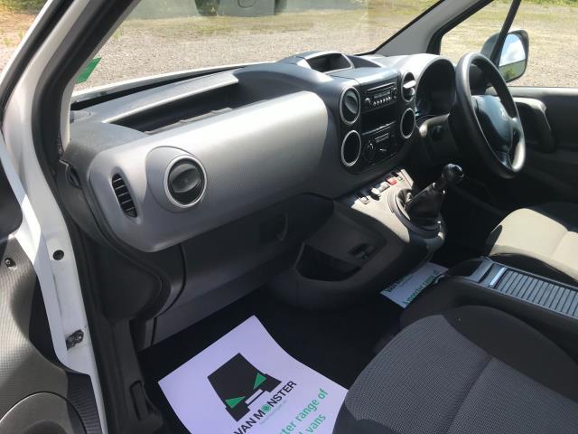 2017 Peugeot Partner L1 850 1.6 BLUEHDI 100  (NON S/S)EURO 6 (NV66RXM) Image 21
