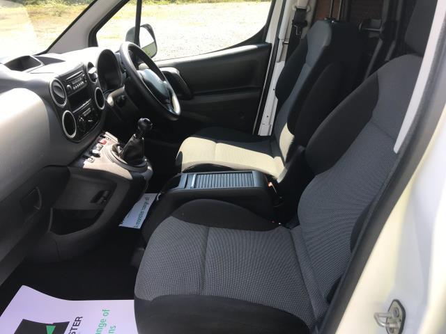 2017 Peugeot Partner L1 850 1.6 BLUEHDI 100  (NON S/S)EURO 6 (NV66RXM) Image 22