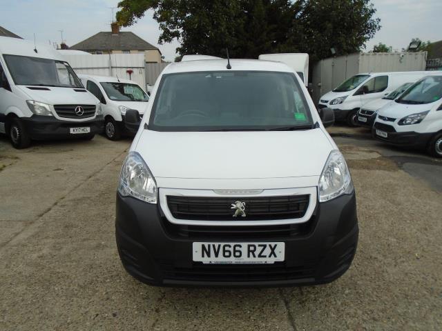 2017 Peugeot Partner 850 1.6 Bluehdi 100 Professional Van [Non Ss] (NV66RZX) Image 2