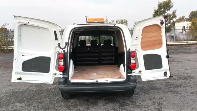 2017 Peugeot Partner 850 1.6 Bluehdi 100 Professional Van [Non Ss] (NV66WZD) Image 10