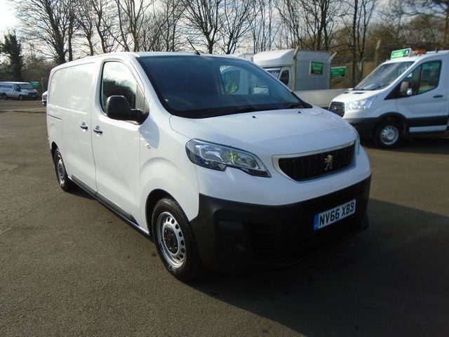 2017 Peugeot Expert 1000 1.6 Bluehdi 95 S Van (NV66XBB)