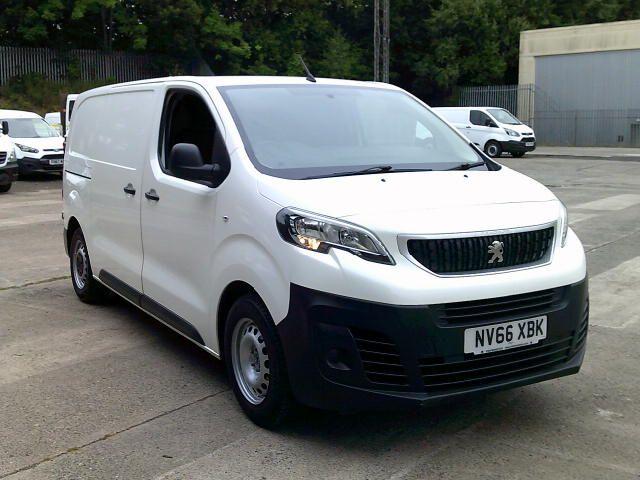 2017 Peugeot Expert 1000 1.6 Bluehdi 95 S Van (NV66XBK)