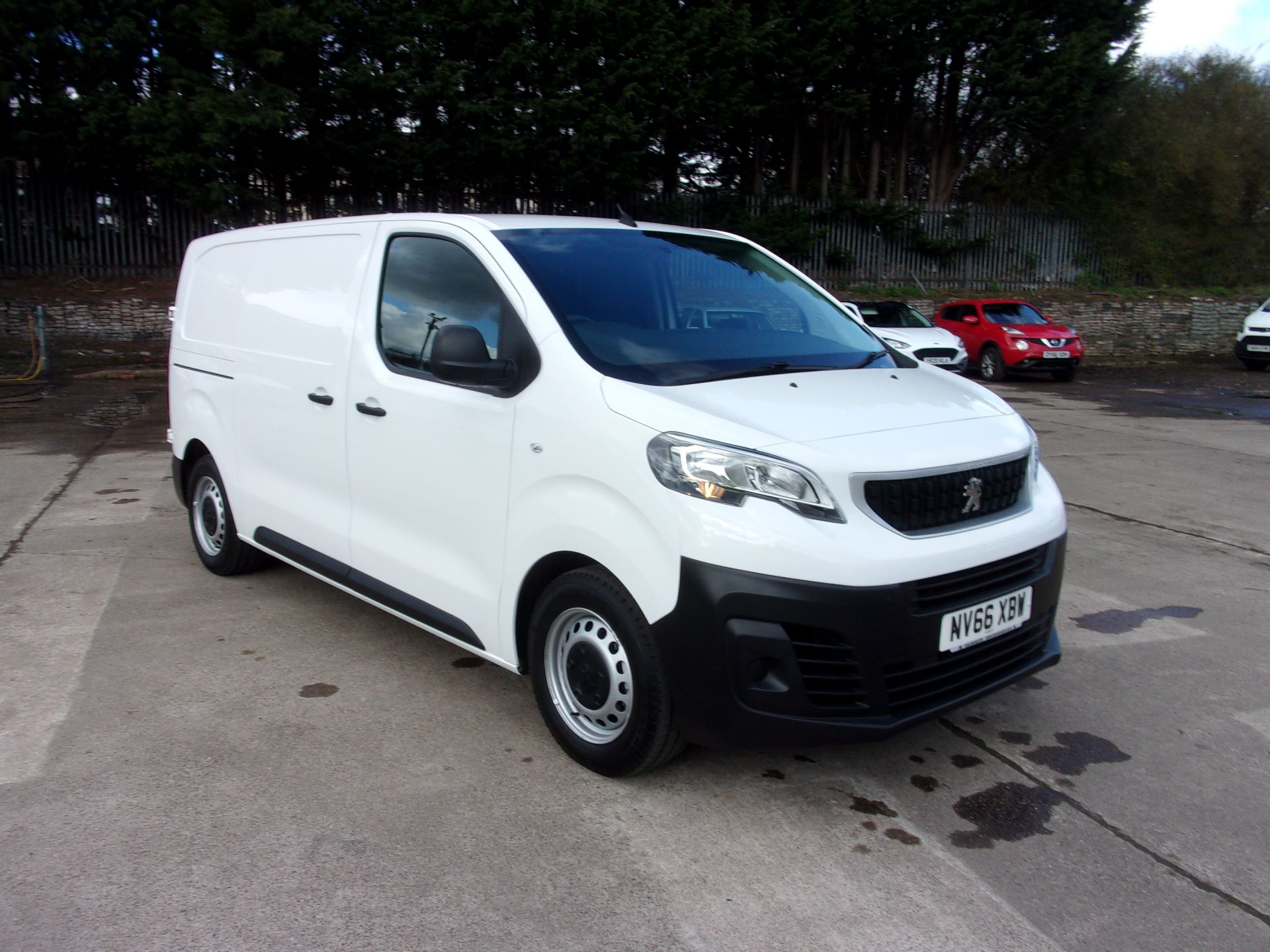2017 Peugeot Expert STANDARD 1000 1.6 BLUEHDI 95 PS S EURO 6 (NV66XBW)