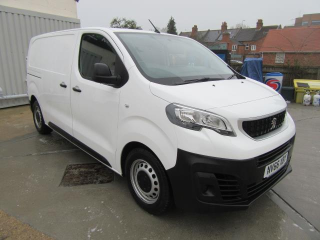 2017 Peugeot Expert  STANDARD 1000 1.6 BLUEHDI 95 S EURO 6 (NV66XBY)