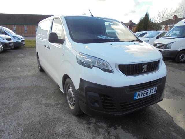 2017 Peugeot Expert 1000 1.6 Bluehdi 95 S Van (NV66XCA)