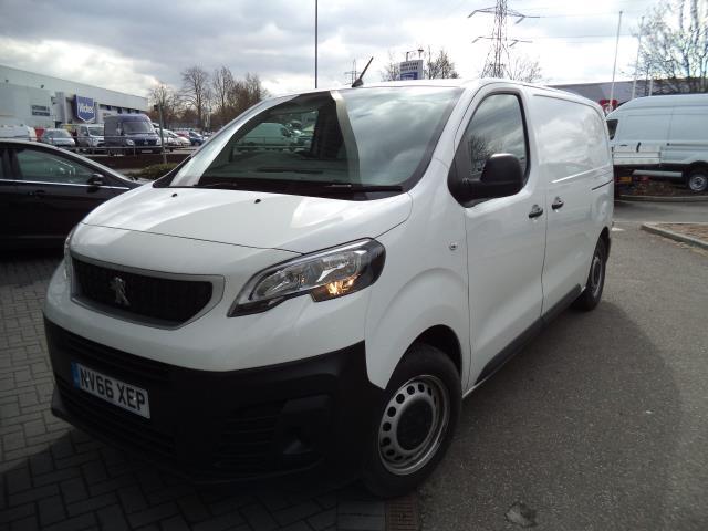 2017 Peugeot Expert 1000 1.6 Bluehdi 95 S Van (NV66XEP)
