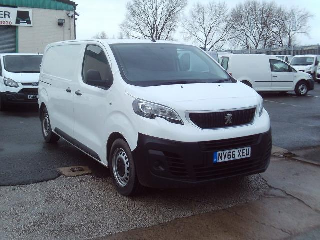 2017 Peugeot Expert 1000 1.6HDI Blue S 95ps (NV66XEU)