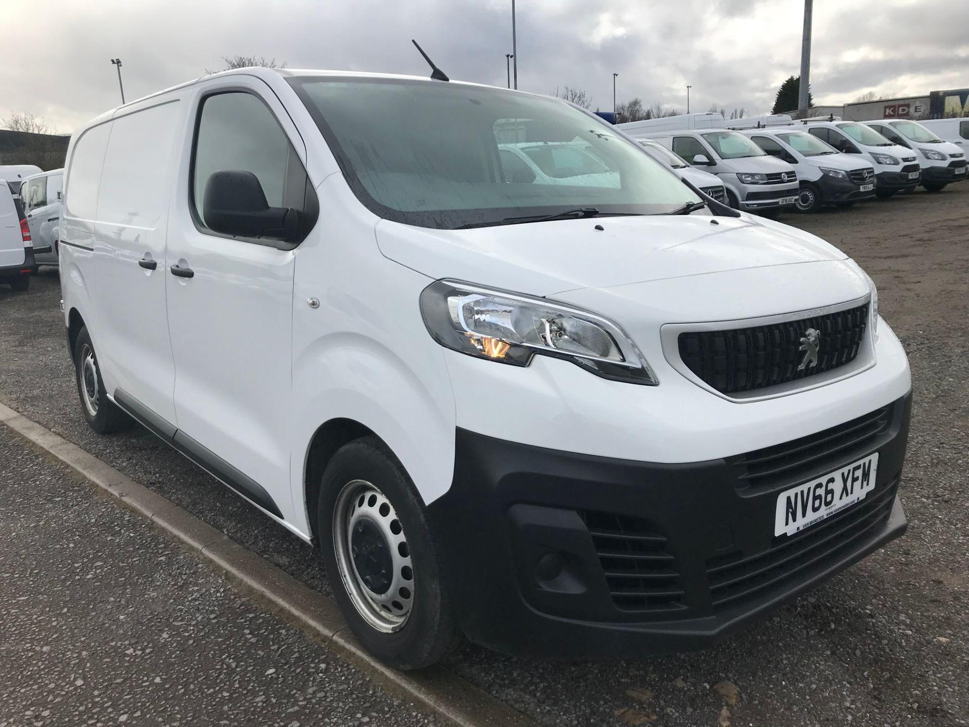 2017 Peugeot Expert 1000 1.6 Bluehdi 95 S Van (NV66XFM)