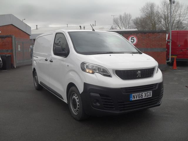 2017 Peugeot Expert 1000 1.6 Bluehdi 95 S Van (NV66XGX)