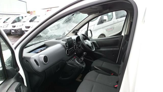 2017 Peugeot Partner 850 1.6 Bluehdi 100 Professional Van [Non Ss] (NV66XLL) Image 9