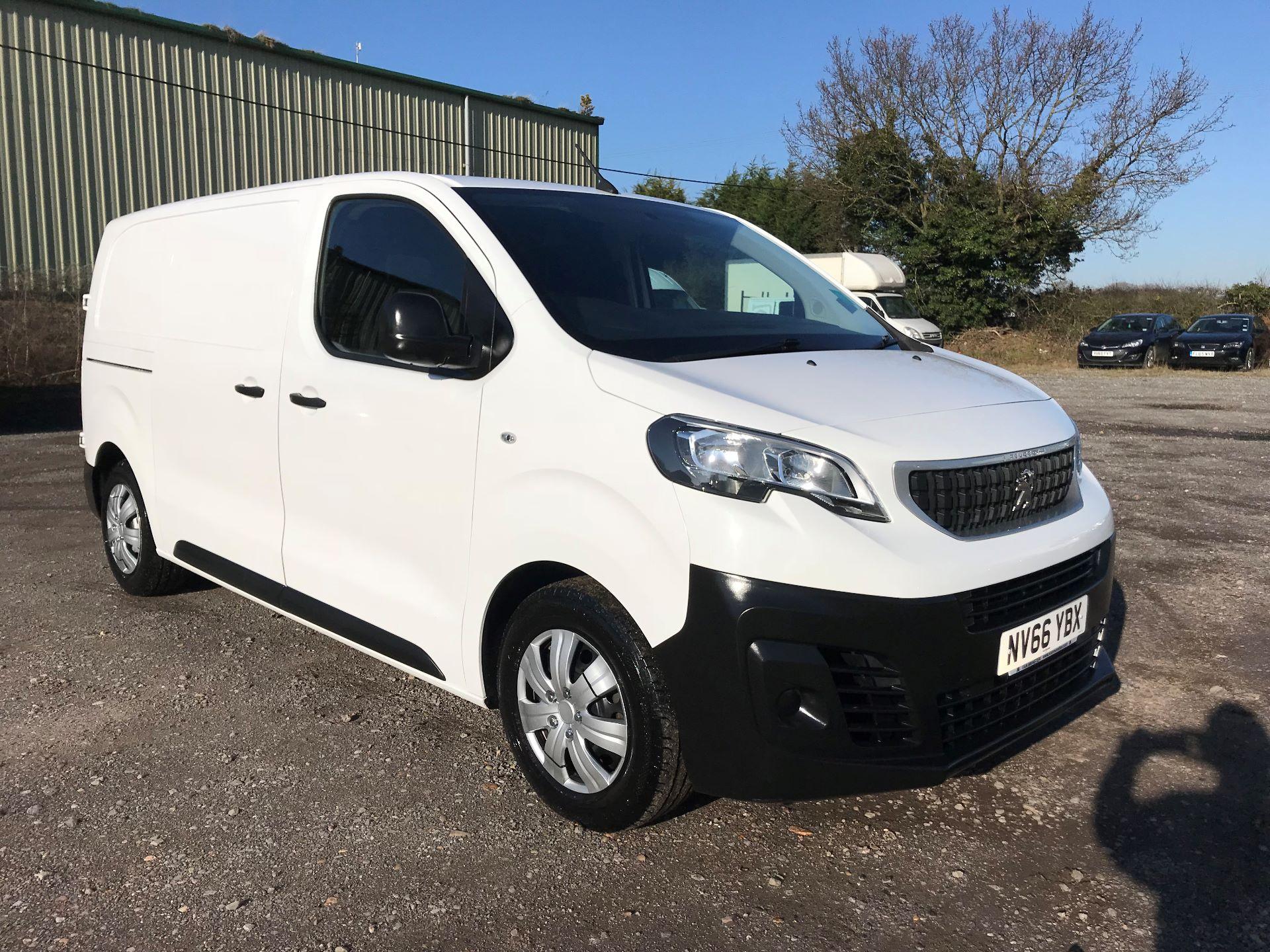 2017 Peugeot Expert 1000 1.6 Bluehdi 95 S Van (NV66YBX)