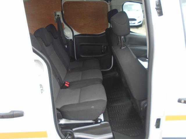 2017 Peugeot Partner 715 S 1.6 Bluehdi 100 Crew Van *EURO 6* (NV67BXE) Image 11