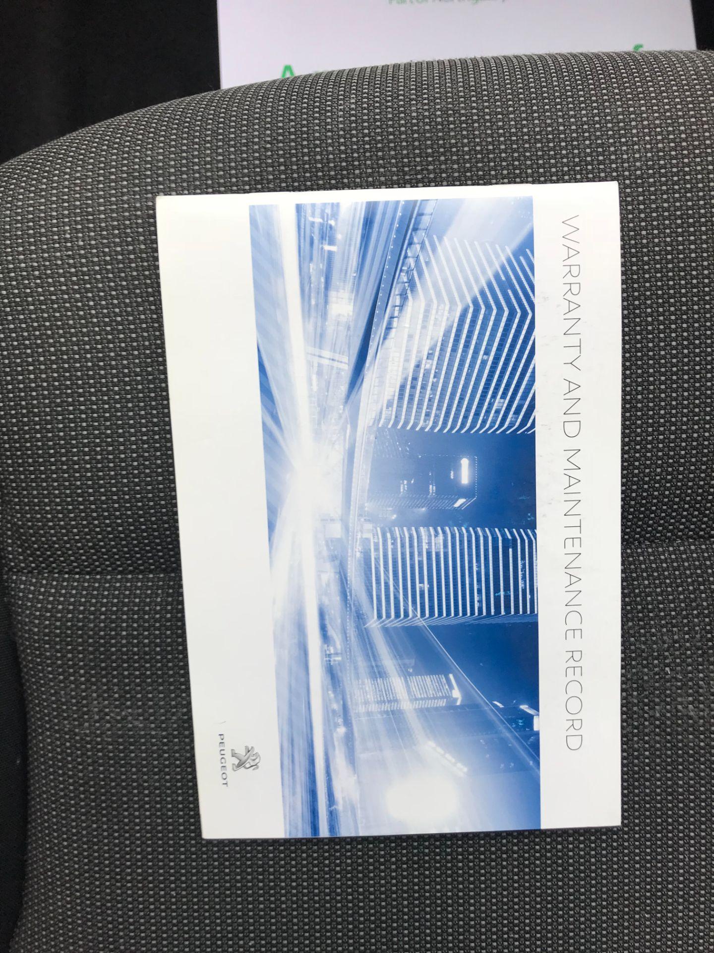 2017 Peugeot Partner 850 1.6 Bluehdi 100 Professional Van [Non Ss] EURO 6 (NV67EUX) Image 48