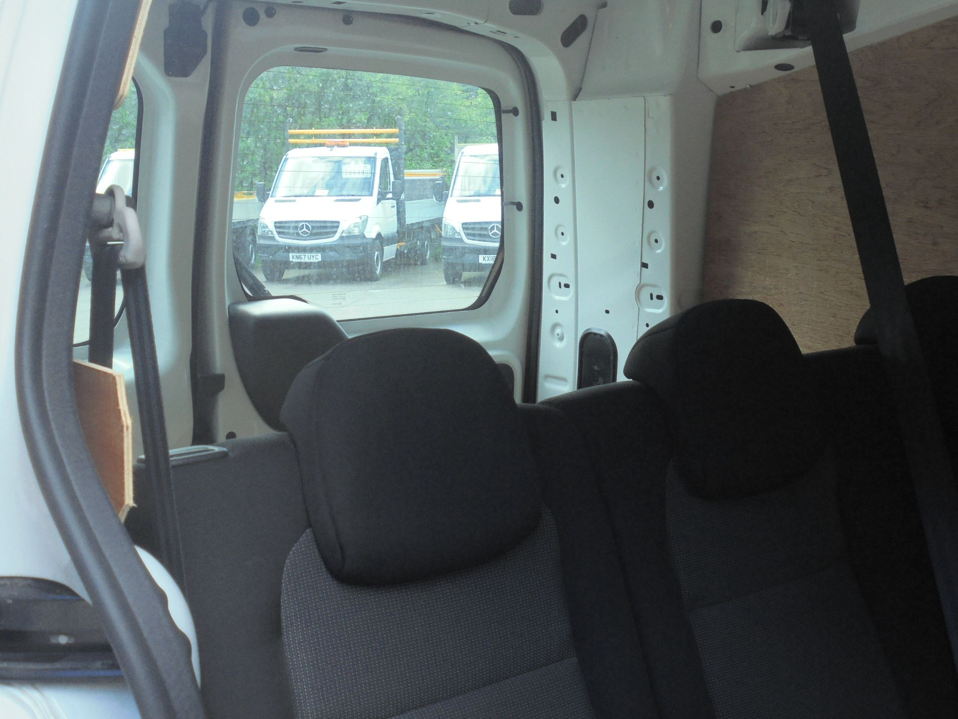 2018 Peugeot Partner 715 S 1.6 Bluehdi 100 Crew Van (NV67HNO) Image 15