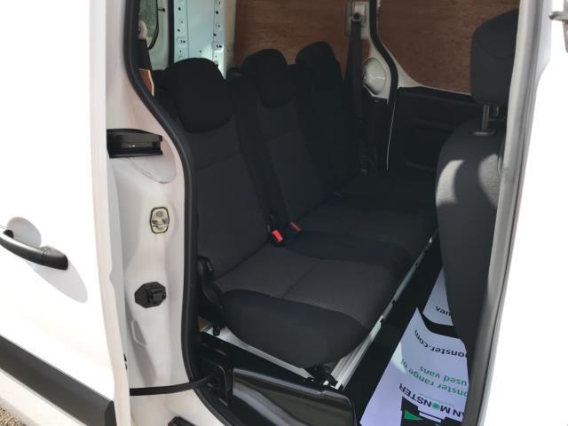 2018 Peugeot Partner 715 S 1.6 Bluehdi 100 Crew Van Euro 6 - Speed Limiter 70mph (NV67HNR) Image 33