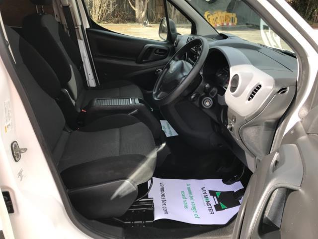 2018 Peugeot Partner 715 S 1.6 Bluehdi 100 Crew Van Euro 6 - Speed Limiter 70mph (NV67HNR) Image 14