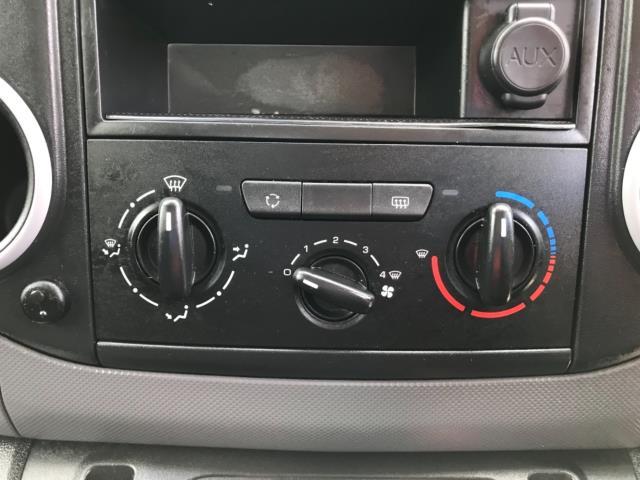 2018 Peugeot Partner 715 S 1.6 Bluehdi 100 Crew Van Euro 6 - Speed Limiter 70mph (NV67HNR) Image 22